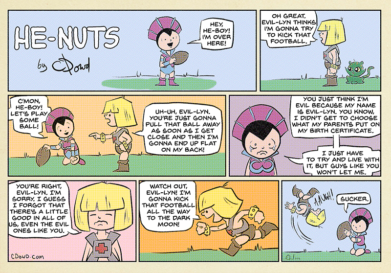 He-Nuts by Charles C Dowd